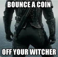 WitcherButt